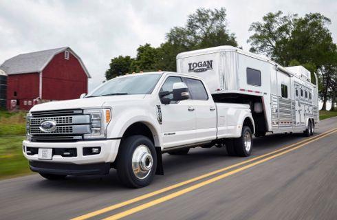 Ford F-Series Super Duty: las más capaces