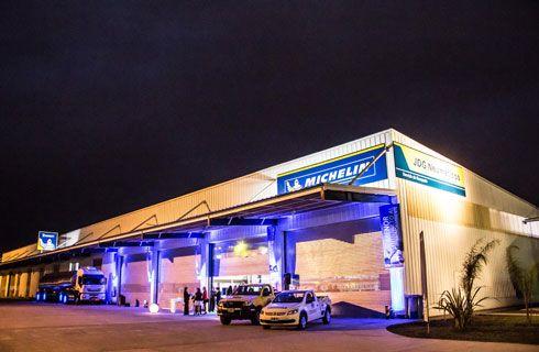 Michelin inauguró una nueva planta industrial de recapado en Tucumán