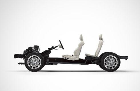 Volvo tiene nueva plataforma modular para compactos