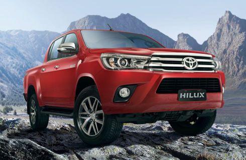 La evolución de la nueva Toyota Hilux