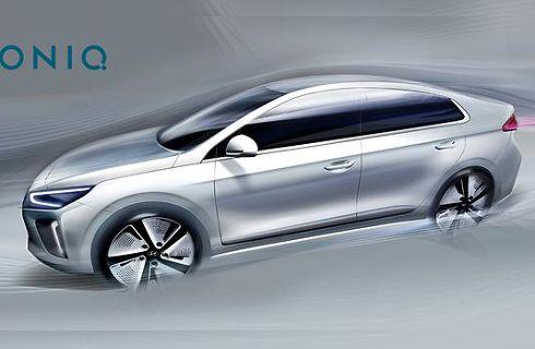 Ioniq, el próximo ecológico de Hyundai