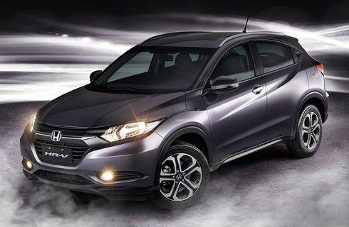 Honda lanzó una nueva versión de la HR-V