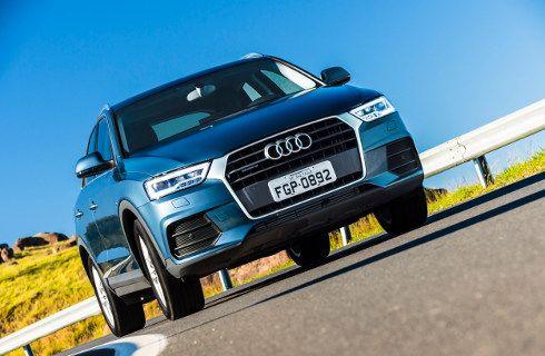 El Audi Q3 brasileño puso primera
