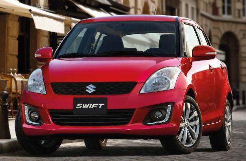 El Suzuki Swift llegó al mercado argentino