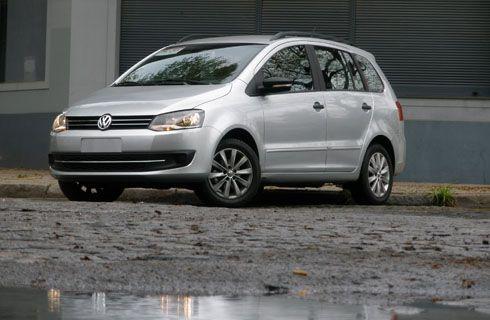 Prueba: Volkswagen Suran II 1.6L I-Motion