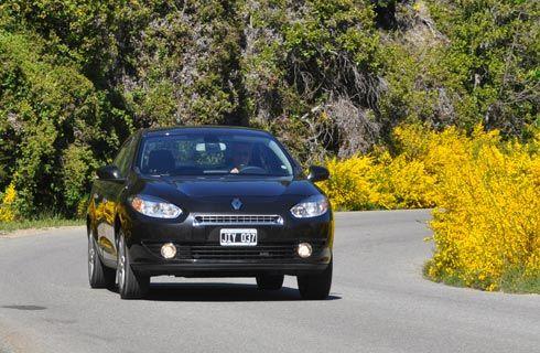 Contacto en Bariloche: nuevo Renault Fluence