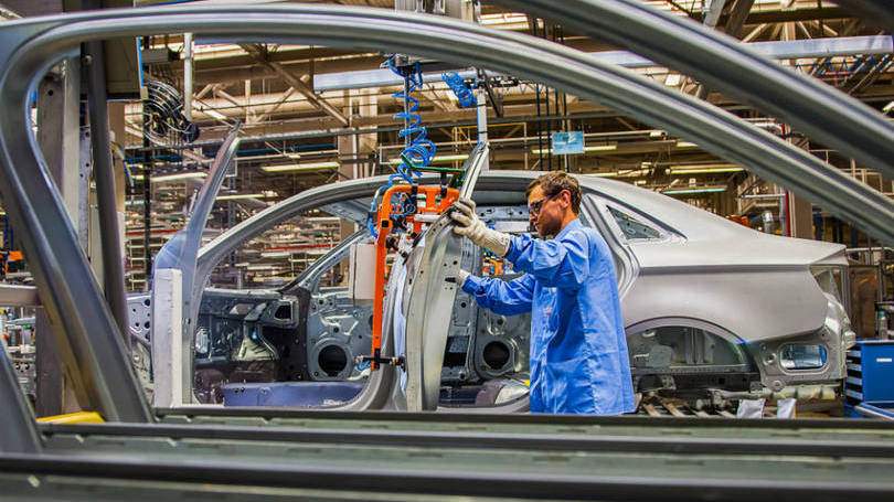 El Audi A3 Sedán ya se produce en Brasil