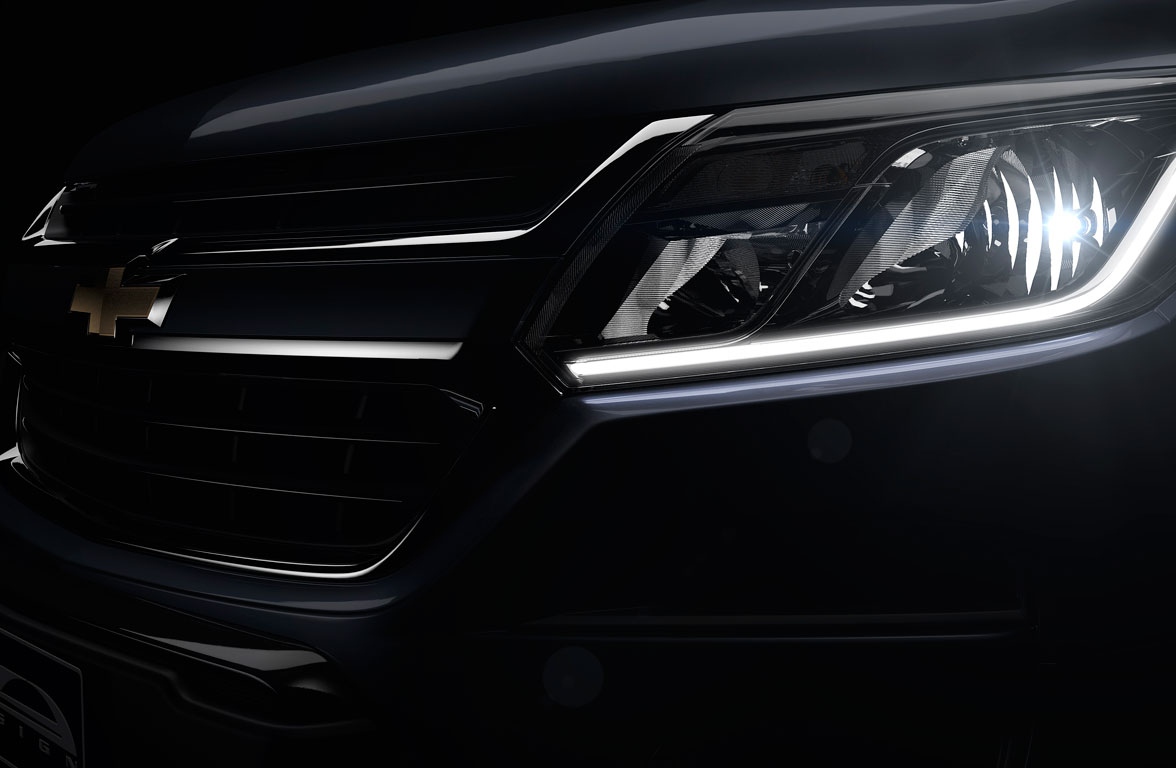 Chevrolet comienza a mostrar la S10 2017