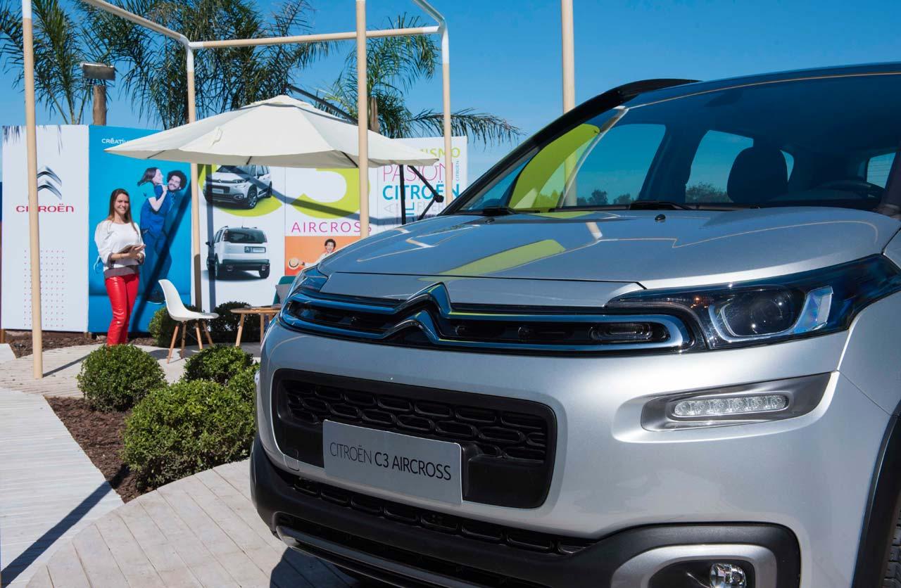 El Nuevo C3 Aircross, anfitrión en Estilo Pilar