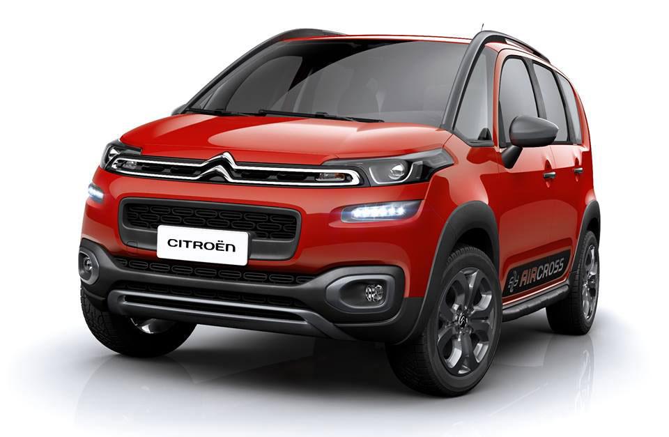 Este es el nuevo Citroën C3 Aircross
