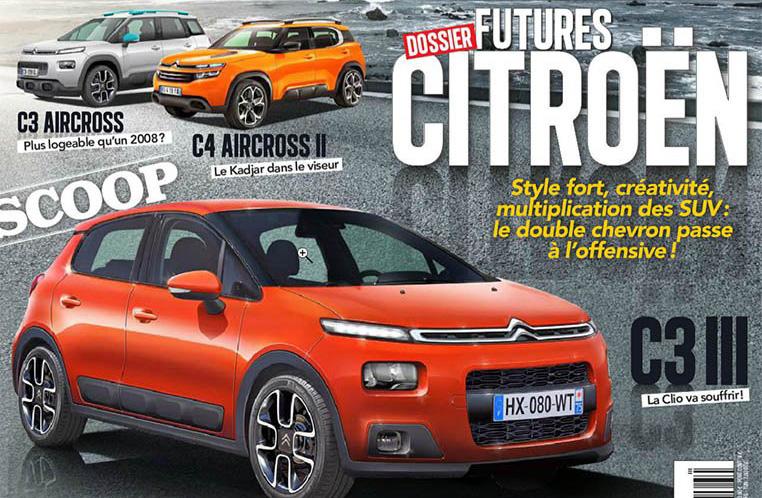 ¿Será así el futuro de Citroën en Europa?