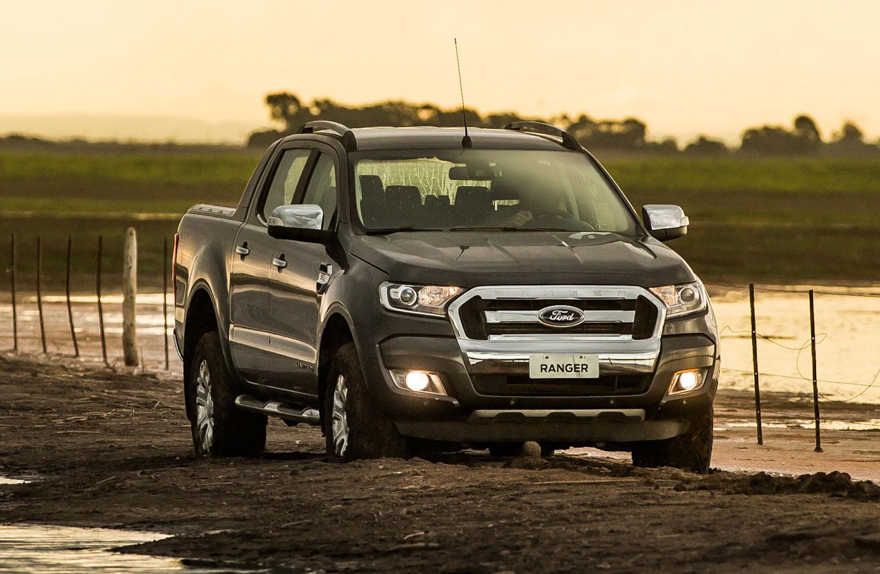 Ford presentó la Nueva Ranger en Argentina