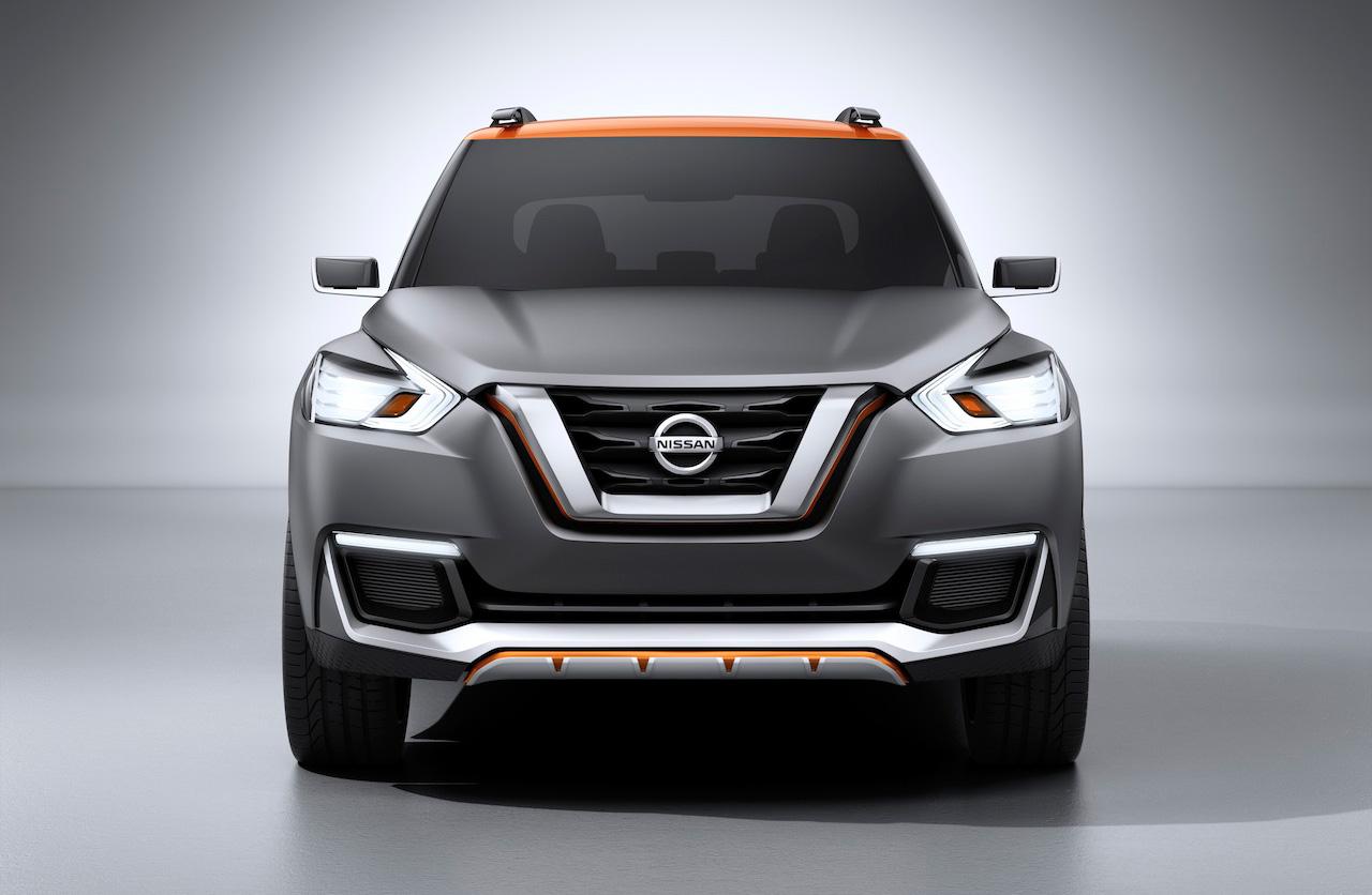 El Nissan Kicks será revelado en mayo