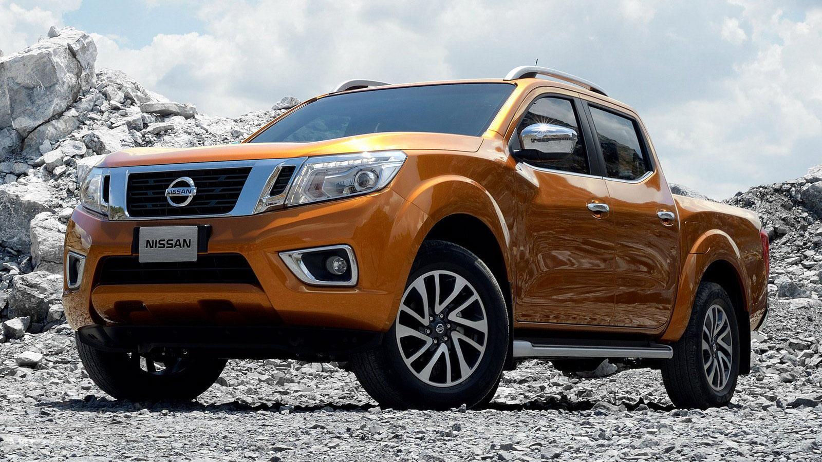 La nueva Nissan NP300 Frontier para Argentina