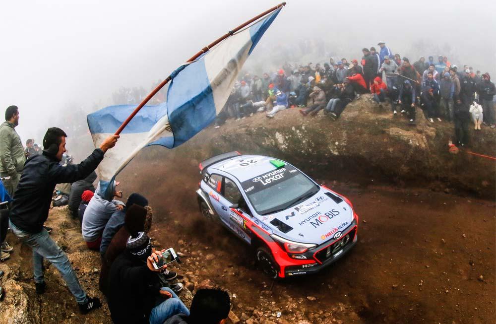 Rally Argentina Hayden Paddon