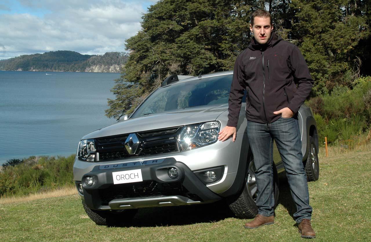 Renault Duster Oroch - Alejandro Martínez