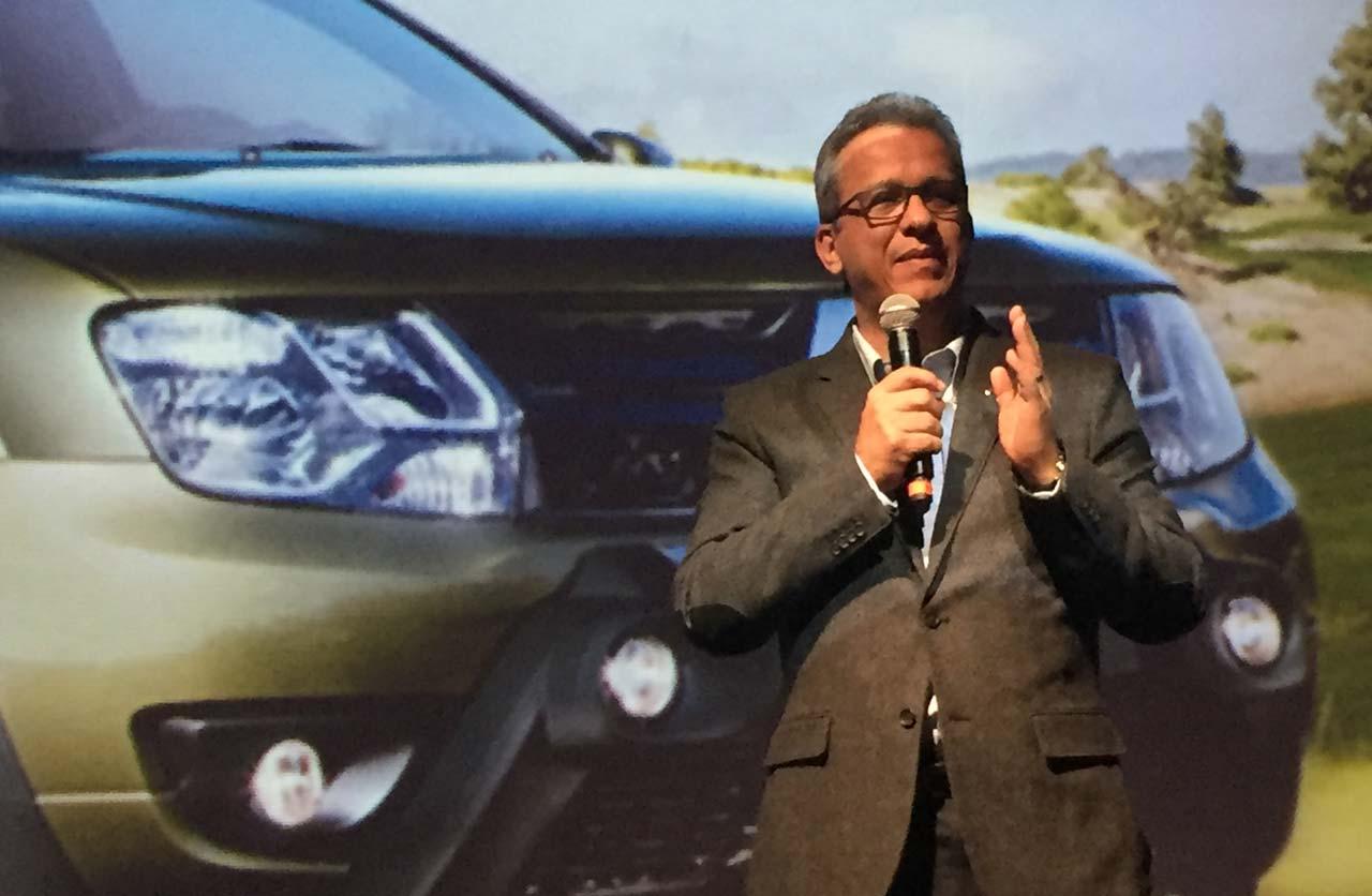 Renault Duster Oroch - Pelaez Gamboa