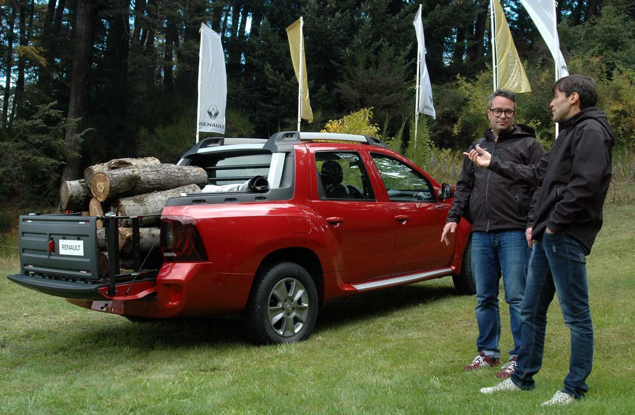 Renault Duster Oroch - Adolfo Felippa