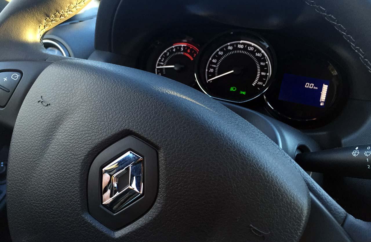 tablero Renault Duster Oroch