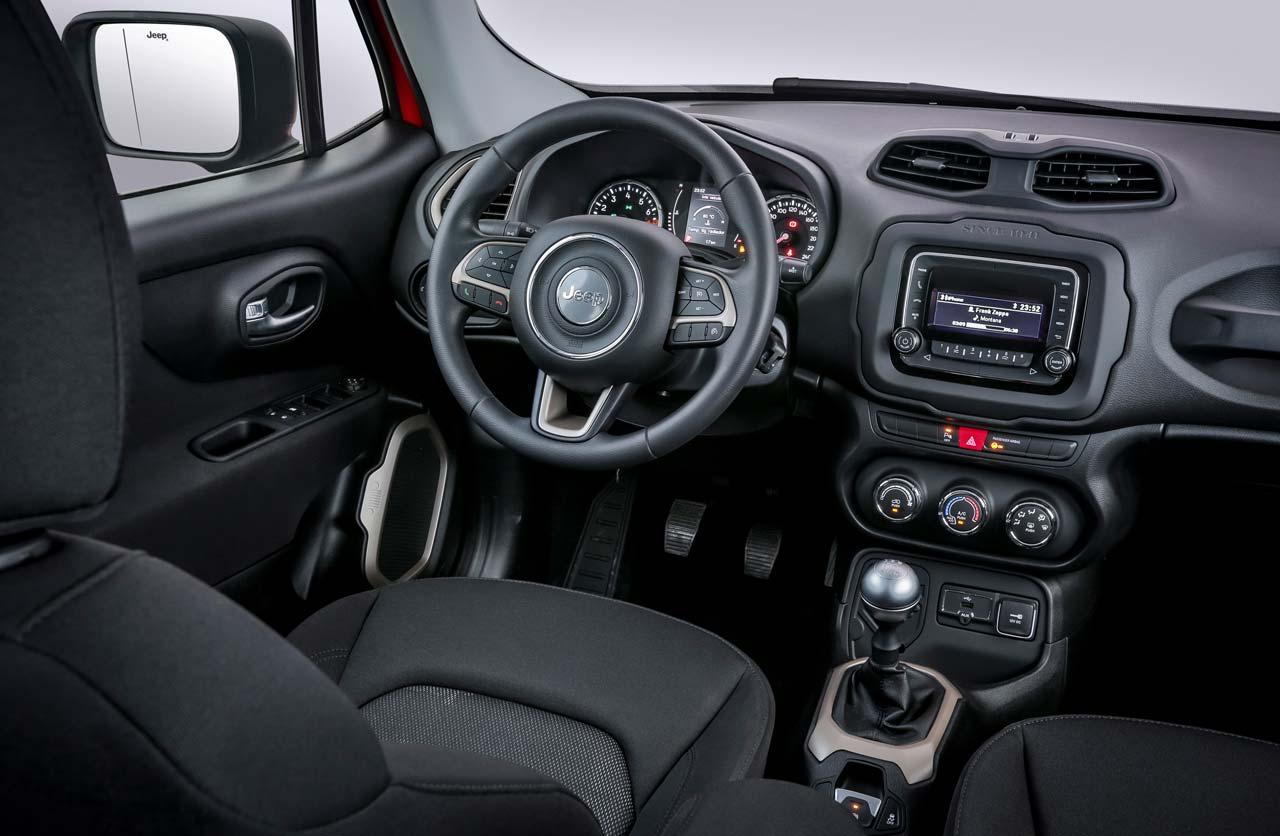 Jeep Renegade, en Argentina desde $419.000 - Mega Autos