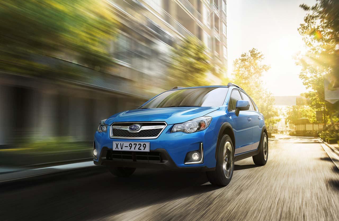 Los cambios del Subaru XV en Argentina