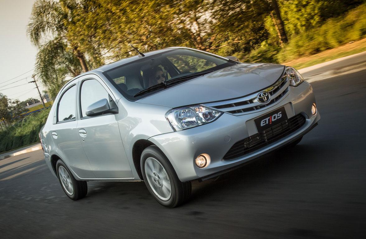 Estas son las novedades del Toyota Etios 2017