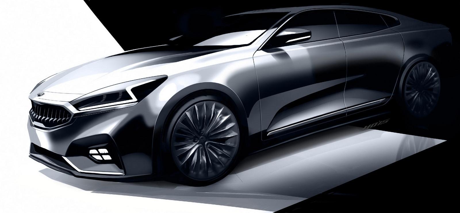 Hyundai y Kia anticipan sus sedanes grandes