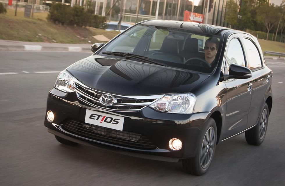 Las novedades que tendrá el Toyota Etios 2017