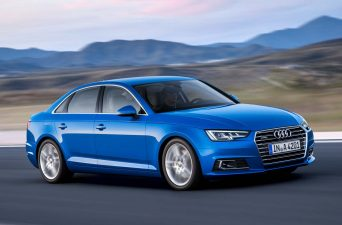 El nuevo Audi A4 debutó en Argentina