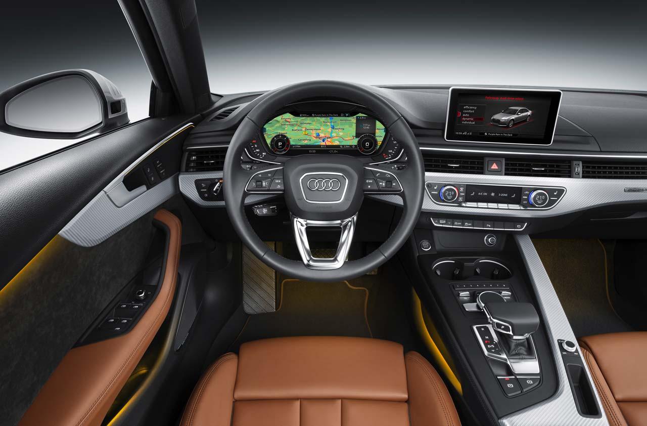 Interior Audi A4