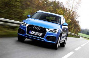 Audi Q3, con nueva versión 2.0 TFSI