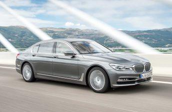 750d: el BMW diésel con cuatro turbos