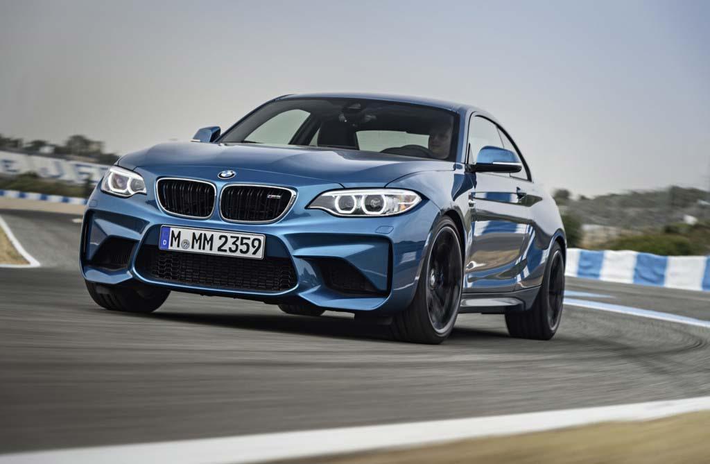 BMW M2 Coupé: más poder para el Serie 2