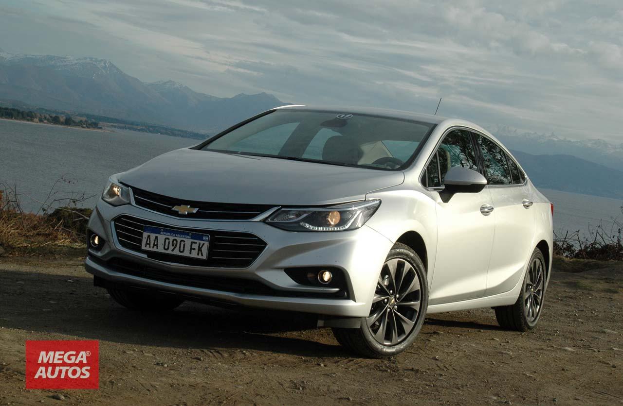 El Chevrolet Cruze argentino se lanzó al mercado (con todo!)