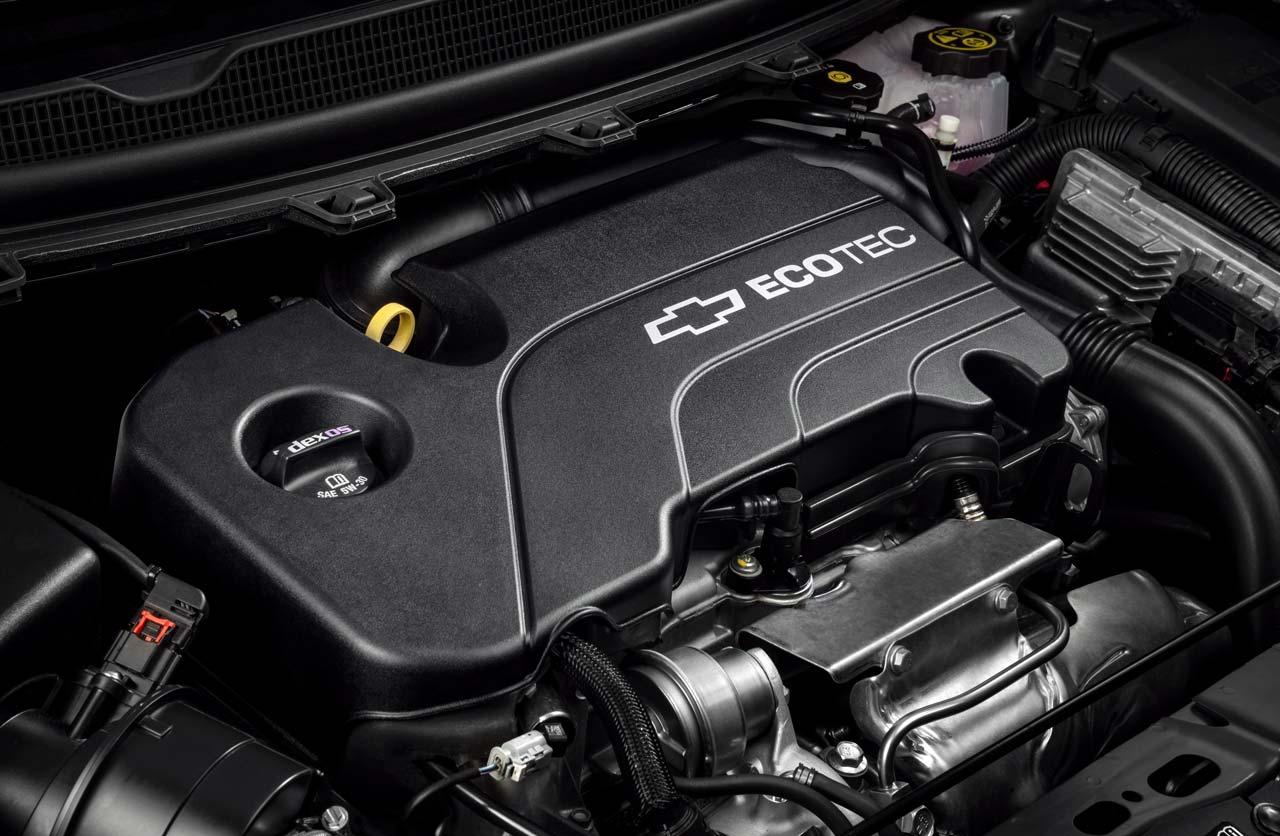 Motor Nuevo Chevrolet Cruze