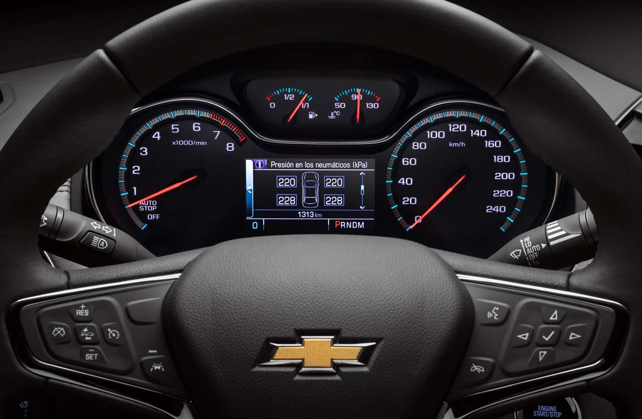 Tablero Nuevo Chevrolet Cruze