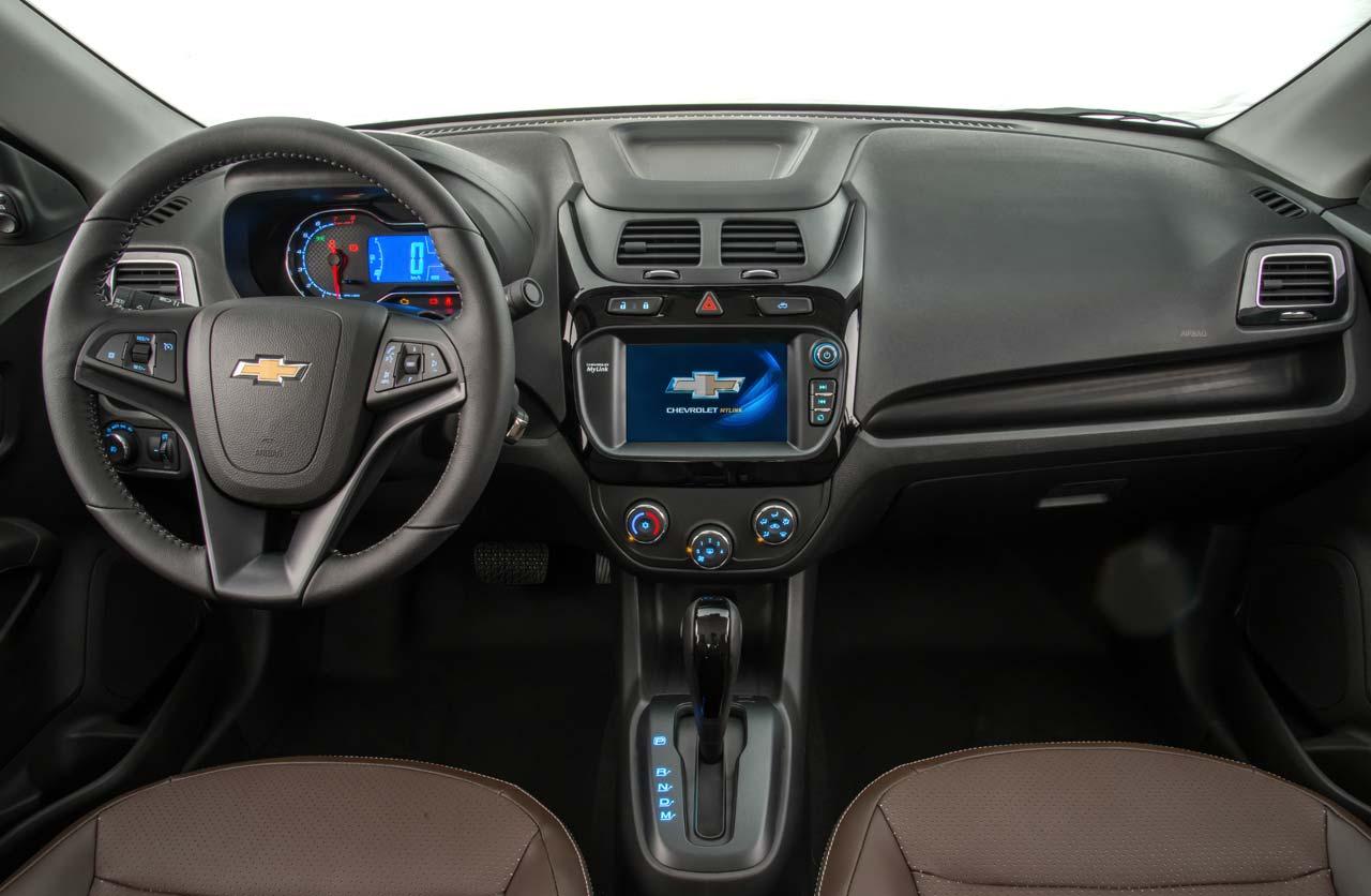 Interior Nuevo Chevrolet Cobalt