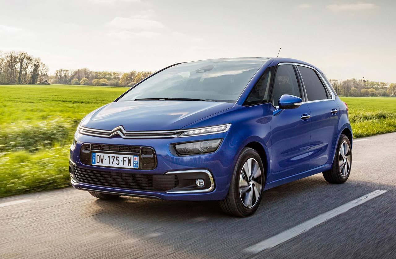 Cambios para los Citroën C4 Picasso y Grand C4 Picasso