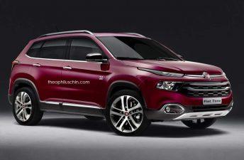 Fiat Toro: ya imaginan a su posible versión SUV