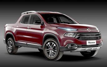 Fiat Toro: la estética exterior de la nueva pick up