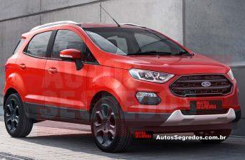 La Ford EcoSport que viene, ¿será así?