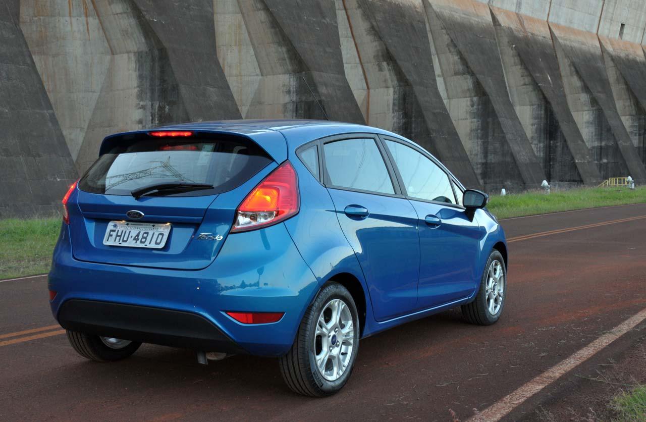 Ford Fiesta Brasil EcoBoost