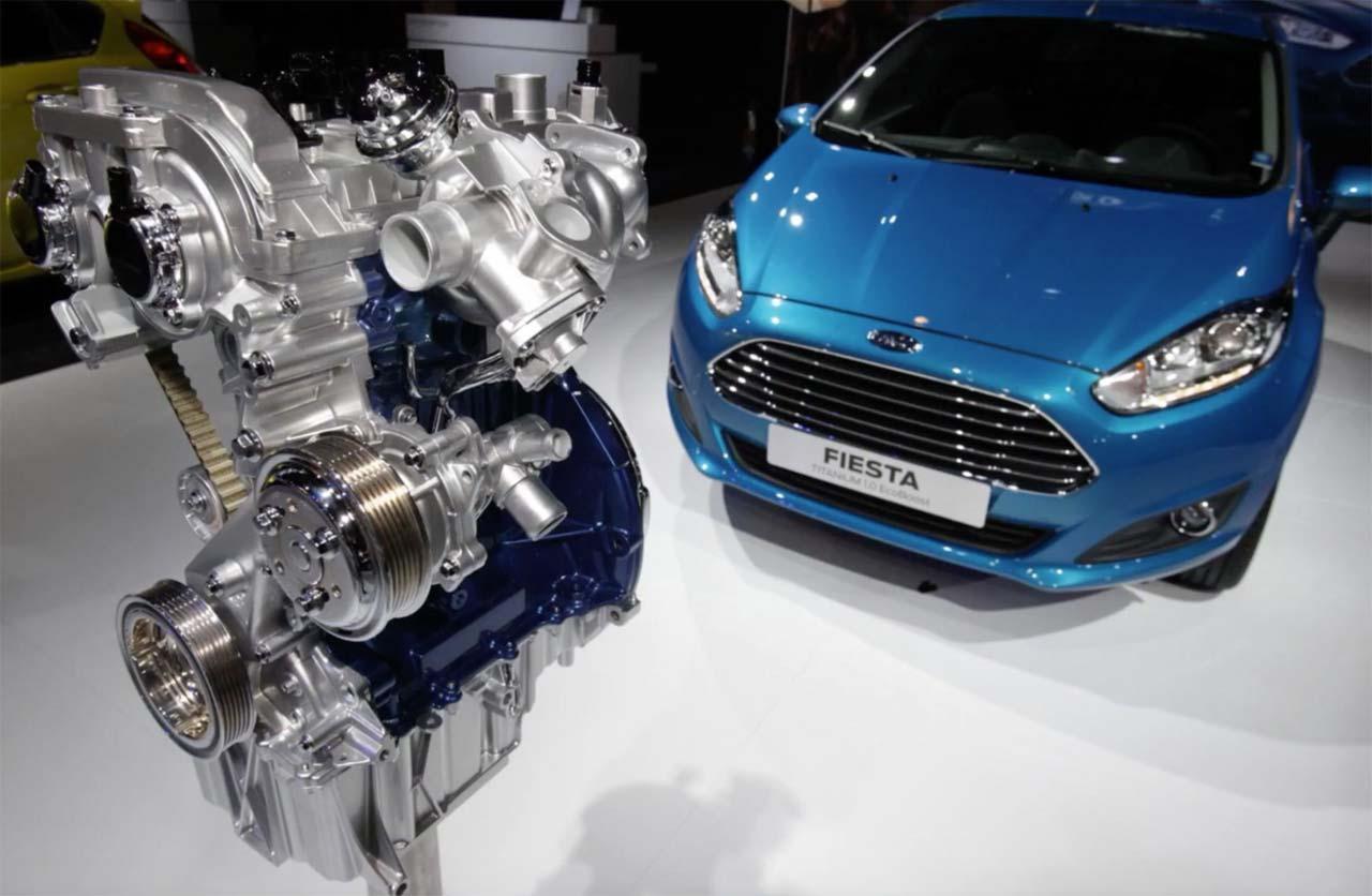 Ford Fiesta, desde julio con motor 1.0 EcoBoost