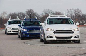 Ford con récord de patentes e innovaciones en 2015
