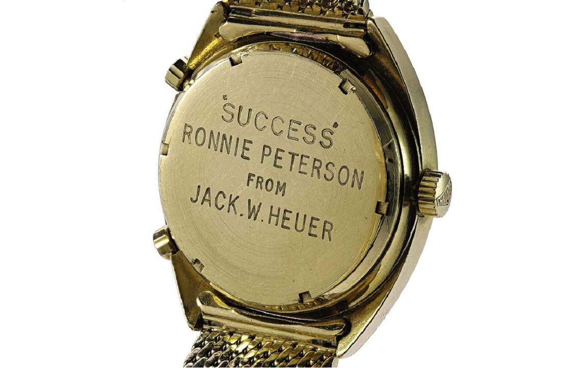 Un reloj Heuer bate récords en subasta