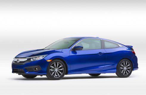 Así es el Honda Civic Coupe de nueva generación