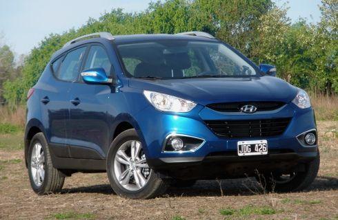 Prueba: Hyundai New Tucson 2.0 CRDi 180 CV