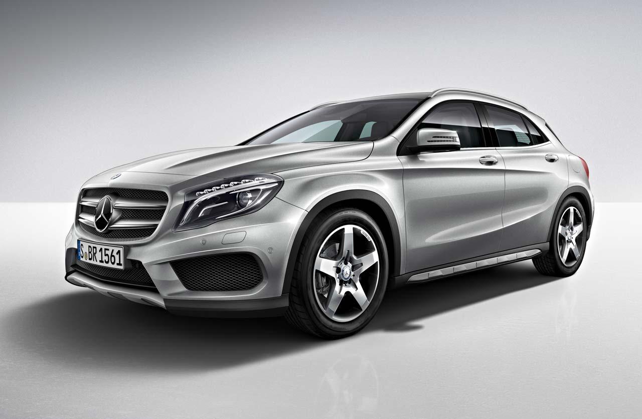 Mercedes-Benz GLA, renovado en Argentina
