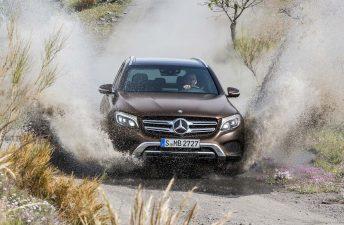 Nuevo Mercedes-Benz GLC en Argentina