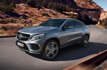 El inédito Mercedes-Benz GLE Coupé llegó a la Argentina